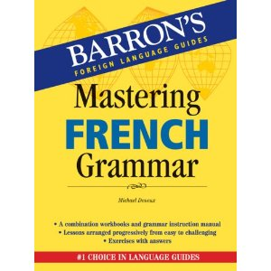 Image For BARRON'S / MASTERING FRENCH GRAMMAR