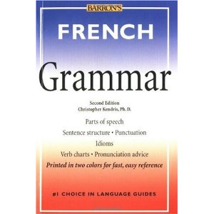 Image For KENDRIS / FRENCH GRAMMAR