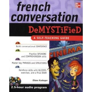 Image For KURBEGOV / DEMYSTIFIED FRENCH CONVERSATION W/ CD