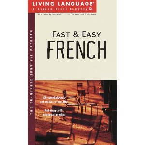 Image For LIVING / FAST & EASY FRENCH LIVING LANG (O/PRINT)