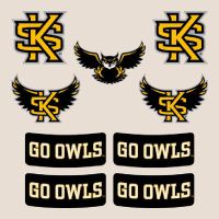 Image For KSU Body Decals