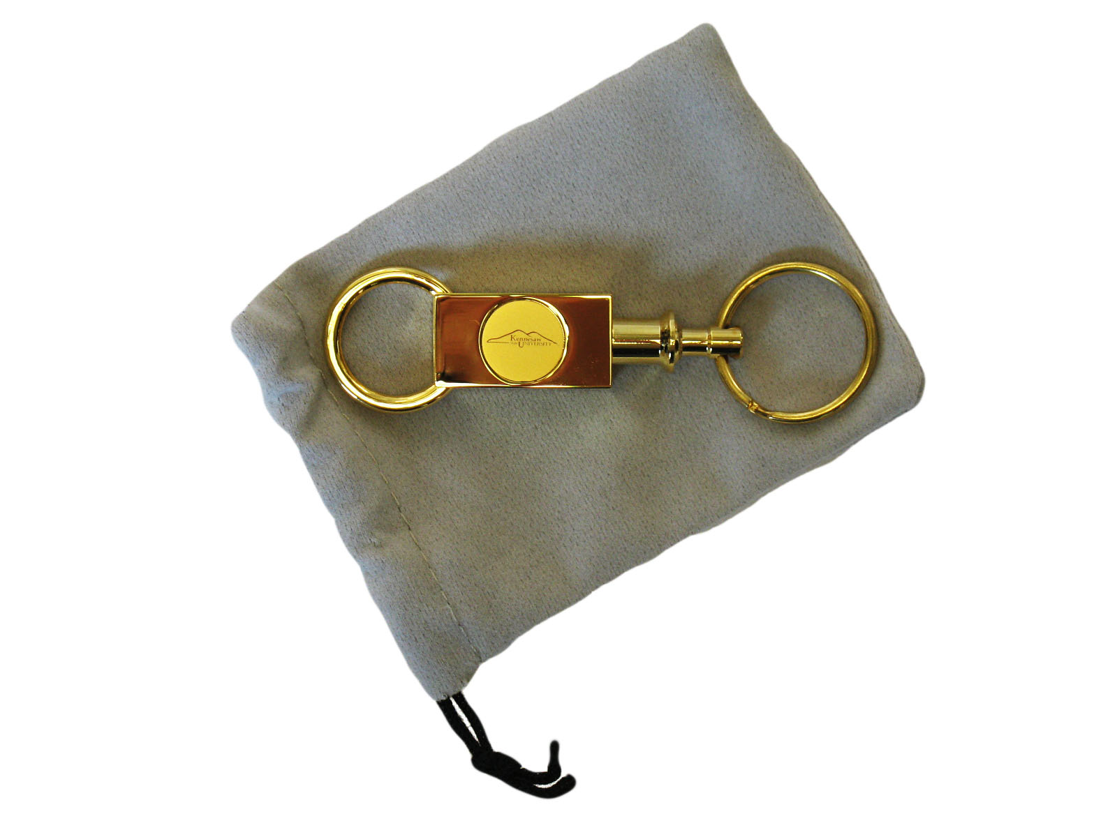 Image For Two Sectional Key Ring