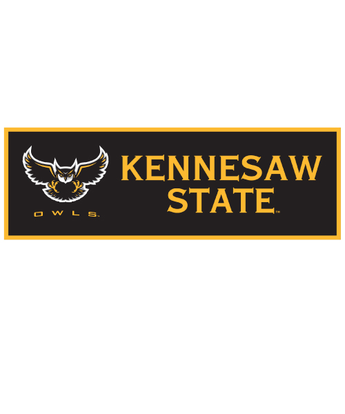 Image For Kennesaw State Banner Black