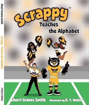 Image For Scrappy Teaches The Alphabet