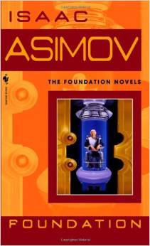 Image For Foundation- Isaac Asimov