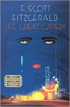 Image For The Great Gatsby- F. Scott Fitzgerald