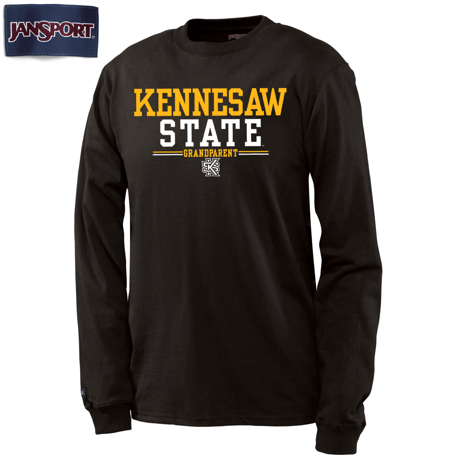 Image For JanSport Kennesaw Grandparent Long Sleeve Tee