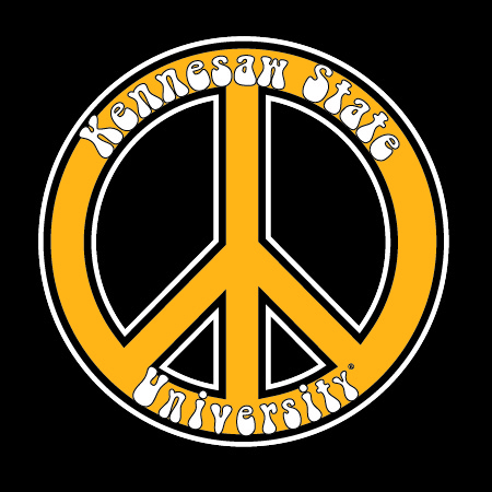 Image For Peace Sign Decal