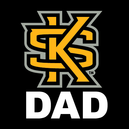 Image For Interlocking KS Dad Decal