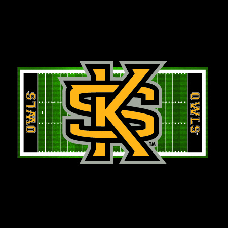 Image For Football Field Decal