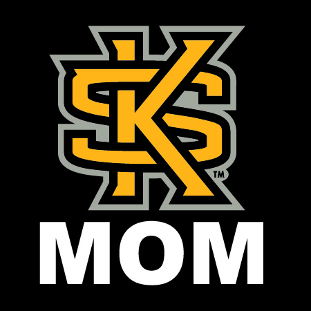 Image For Interlocking KS Mom Decal