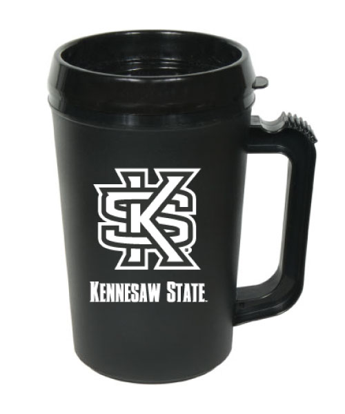 Image For Big Boy Interlocking KS Travel Mug