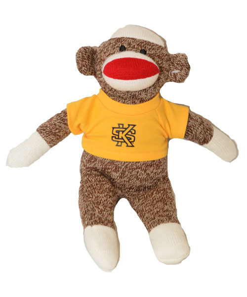 Image For SOCK MONKEY W/TEE MCM