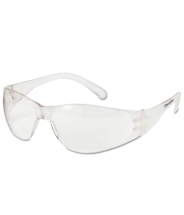 Image For SAFETY GLASSES CLEAR