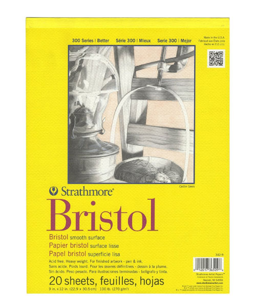 Image For BRISTOL PAPER SMOOTH
