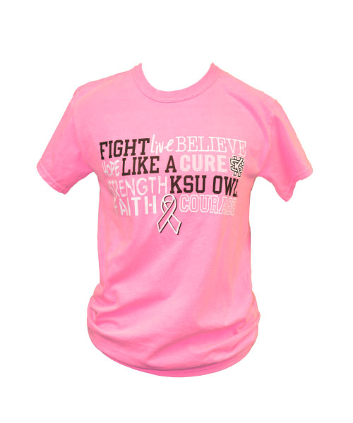 Cover Image For Breast Cancer Awareness Short Sleeve T-Shirt