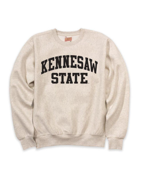 Image For MV Sport Oatmeal Kennesaw State Crew
