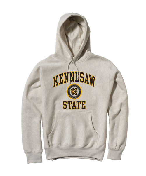 Image For MV Kennesaw State Seal Hoodie