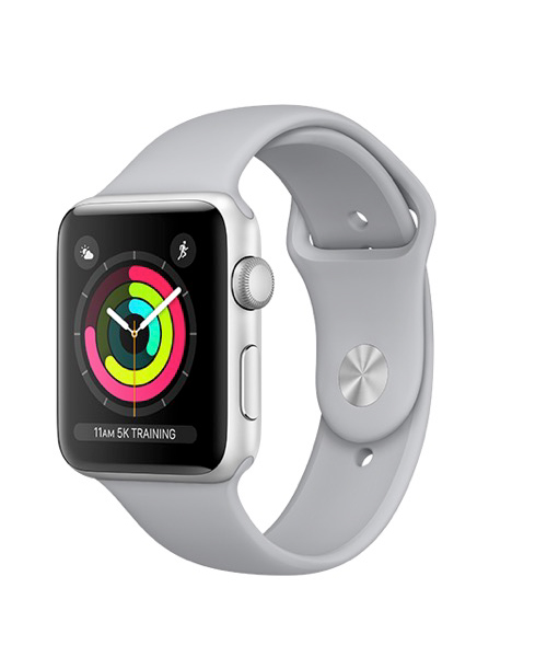Image For APPLE WATCH S3 38MM SILVER