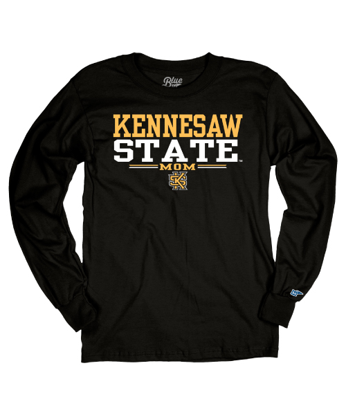 Image For Kennesaw State Mom Long Sleeve T-Shirt