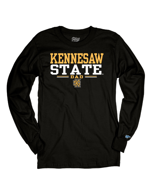 Image For Blue 84 Kennesaw Dad Long Sleeve Tee