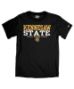 Image for Blue 84 Kennesaw State Dad Tee