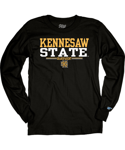 Image For Blue 84 Kennesaw Grandparent Long Sleeve Tee