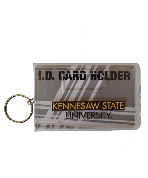 Image For ID Holder w/ Thumb Notch