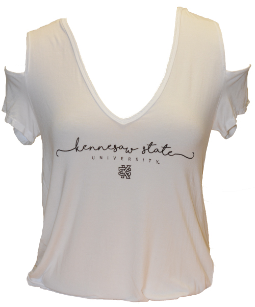 Image For Venley Womens Tunic with Script