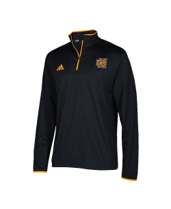 Image For 1/4 ZIP ADIDAS LS KNIT