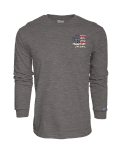 Image For Patriotic Long Sleeve T-Shirt