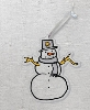 Image for ORNAMENT CDI SNOWMAN