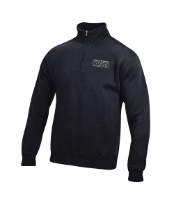 Image For 1/4 ZIP GEAR BIG COTTON