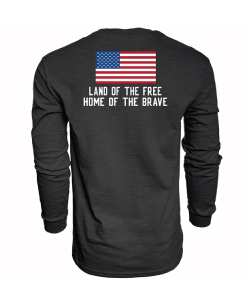 Image For Veteran Long Sleeve T-Shirt