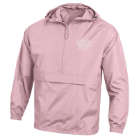 Image For Champion Pink Pack-N-Go Rain Jacket