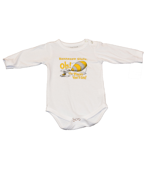 Image For Dr. Seuss Infant Bodysuit