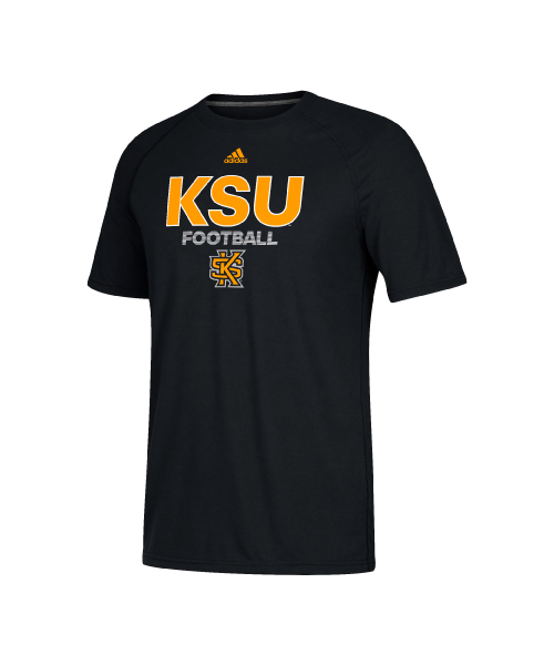 Image For Adidas Short Sleeve Football Tee