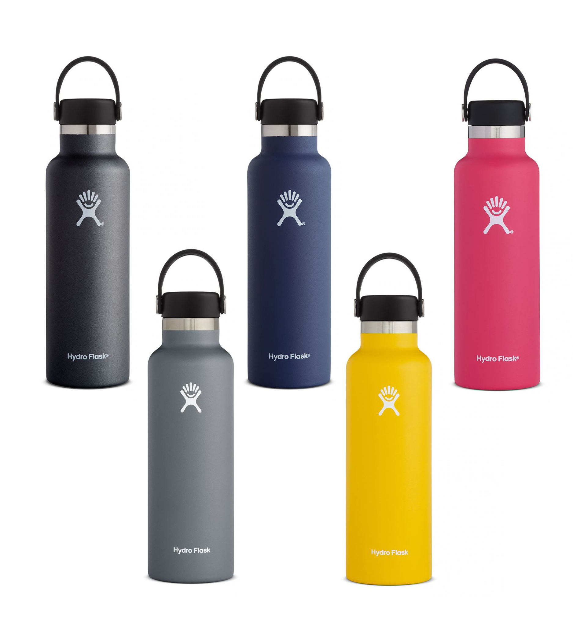 Image For Hydro Flask Standard Mouth 21 oz