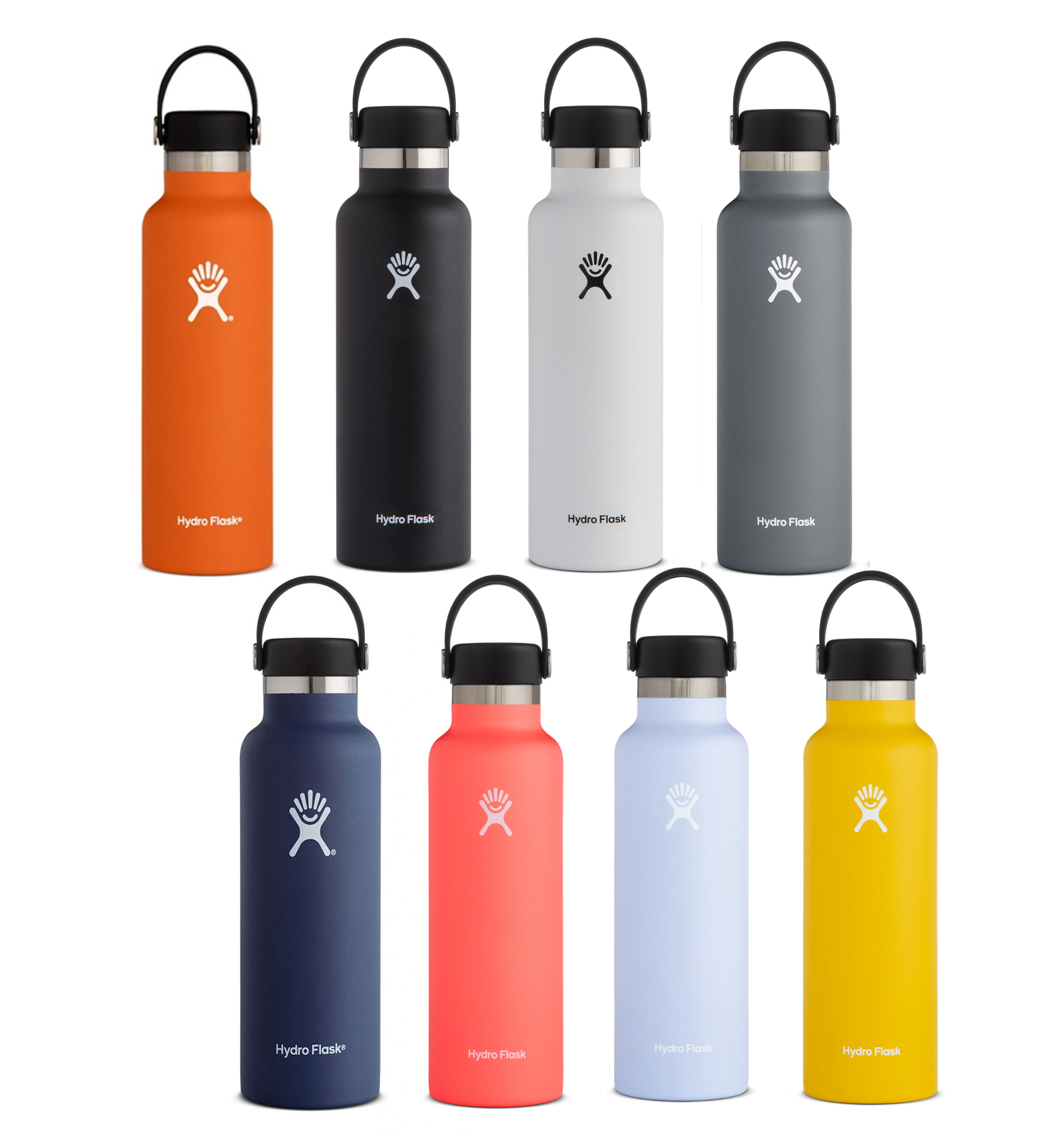 Image For Hydro Flask Standard Mouth 18 oz