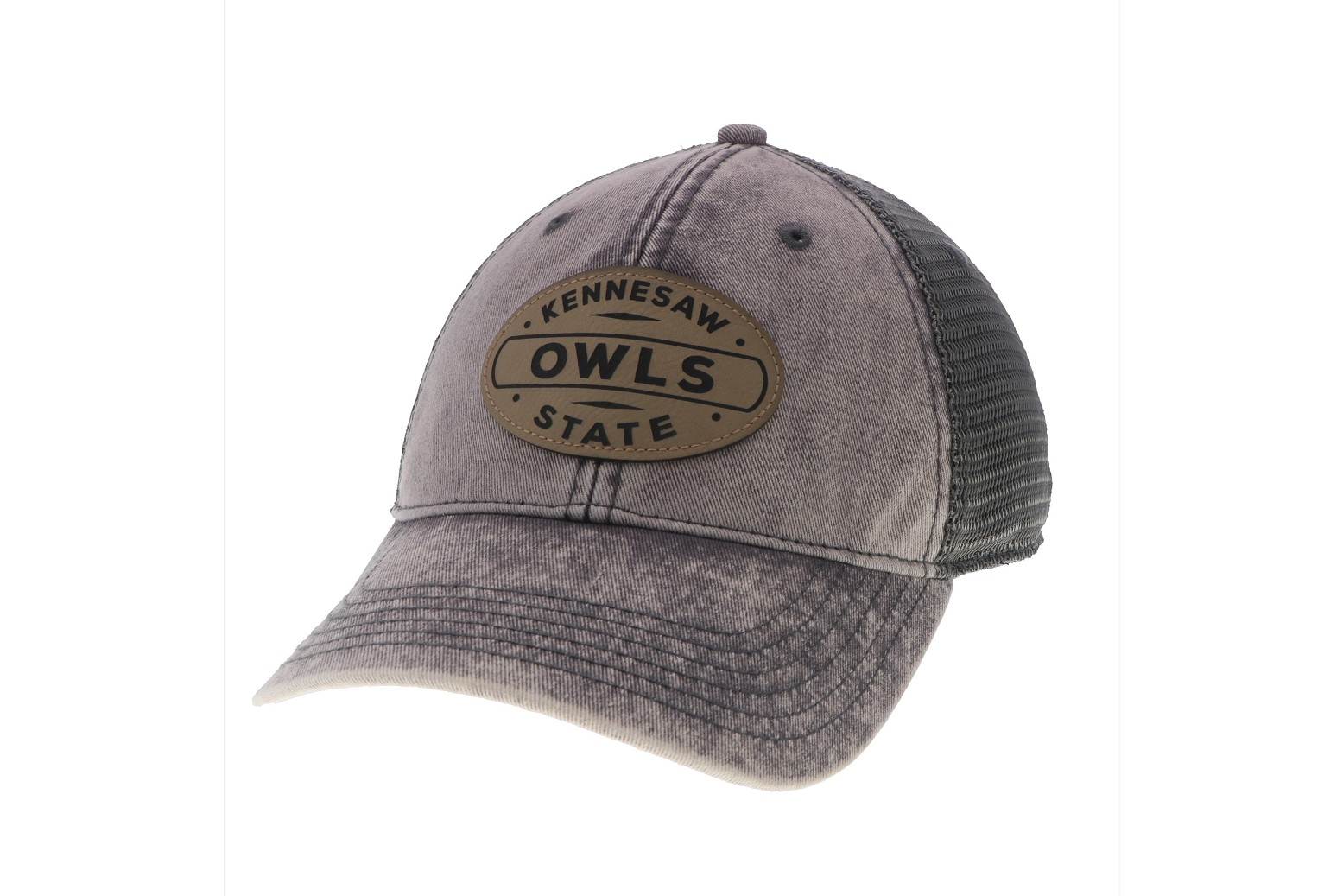 Image For Legacy Stone Washed Trucker Cap