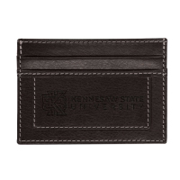 Image For Kennesaw State Sierra Card Holder