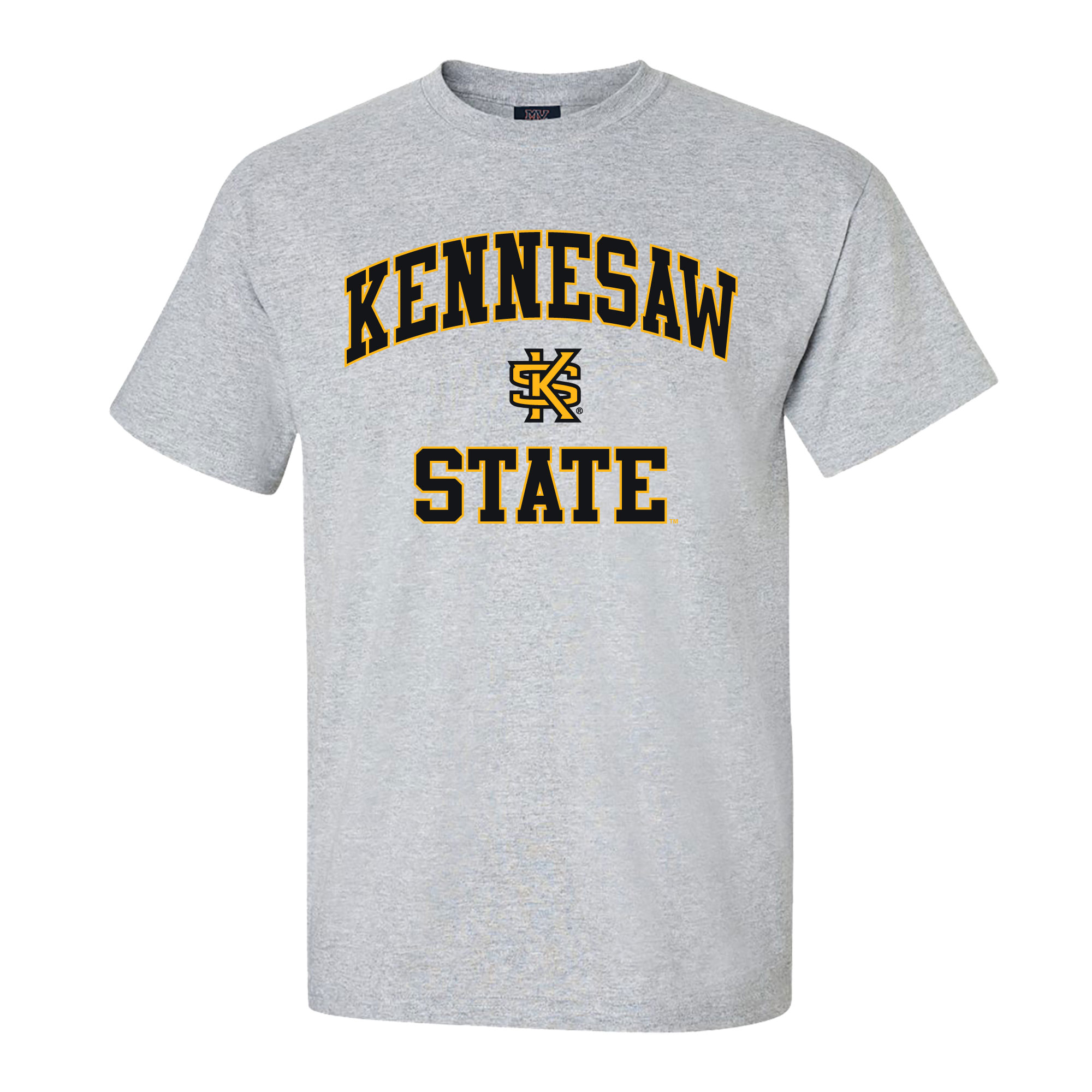 Image For MV Sport Arched Kennesaw Tee