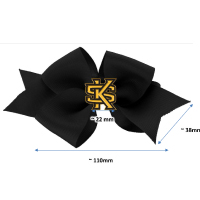 Image For Jardine Interlocking KS Alligator Clip Bow