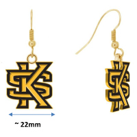Image For Jardine Interlocking KS Dangle Earrings