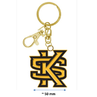 Image For Jardine Interlocking KS Keychain
