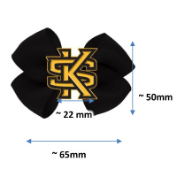 Image For Jardine Interlocking KS Clip Bow