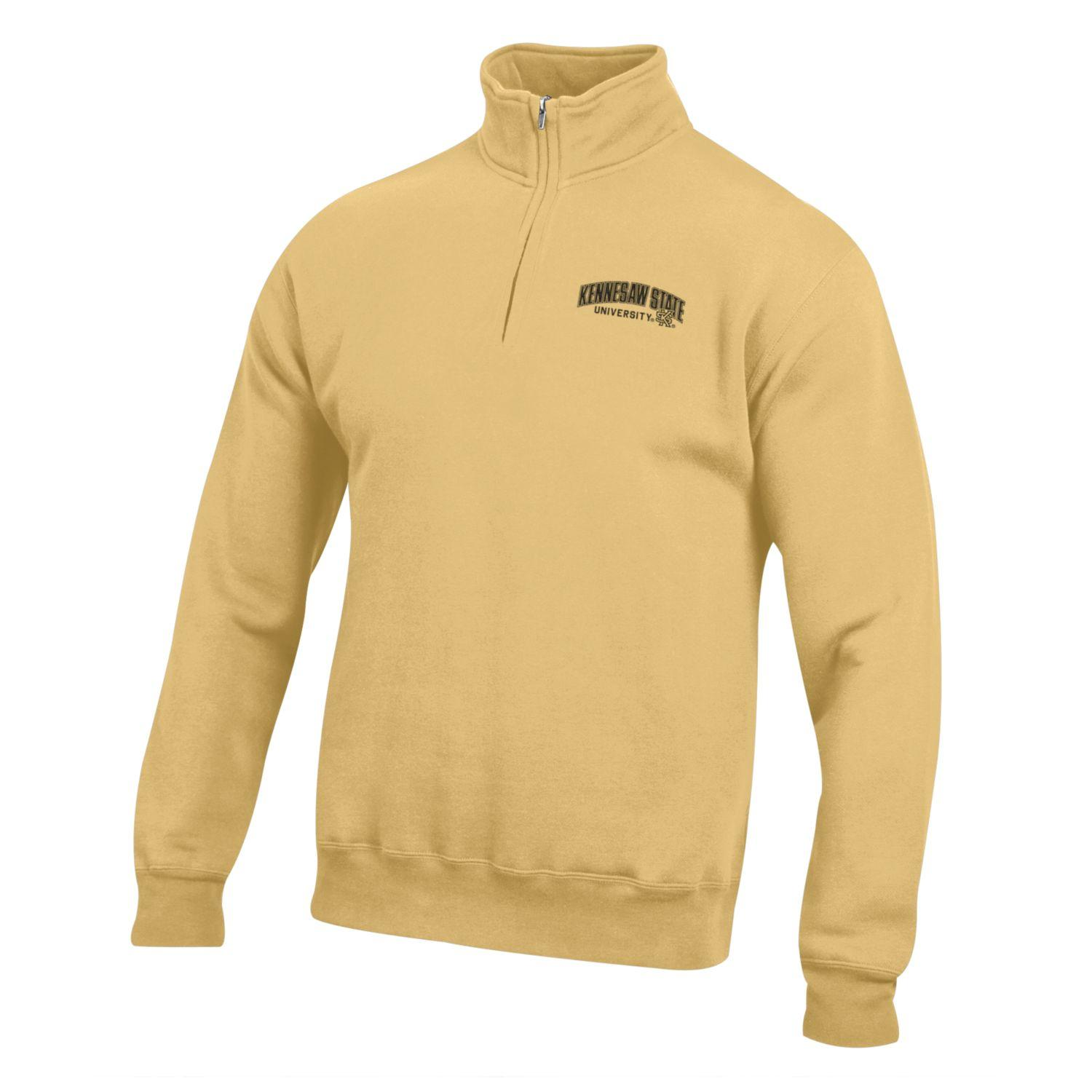 Image For Gear Big Cotton 1/4 Zip Pullover