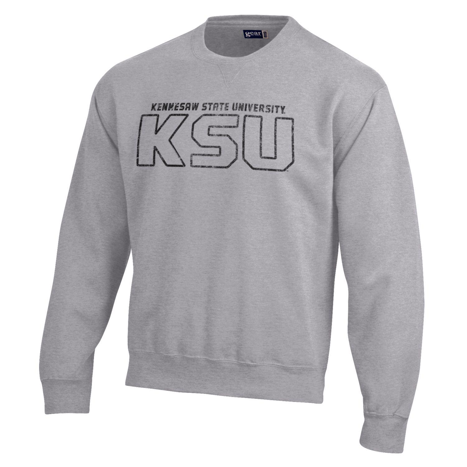 Image For Gear Big Cotton KSU Crew