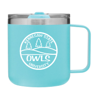 Image For Stainless Steel Camper Mug 12OZ