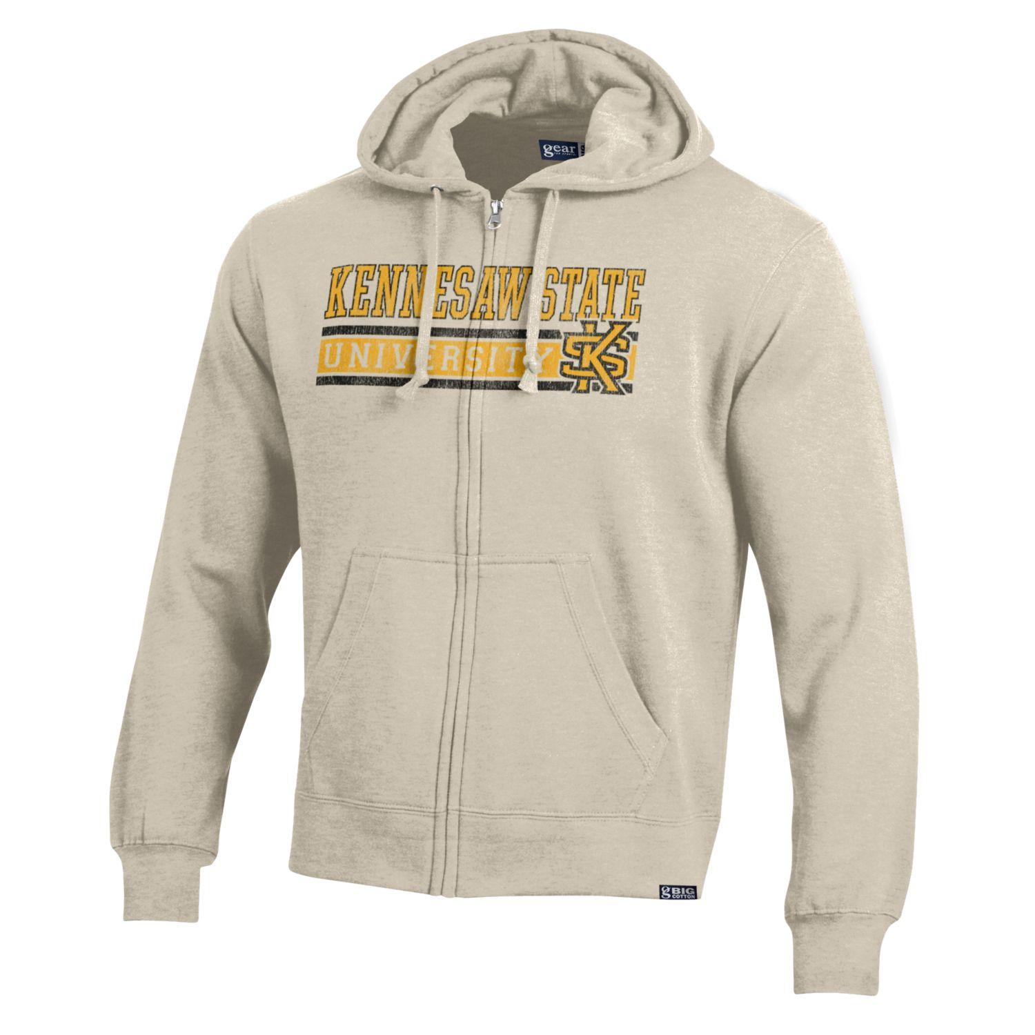 Image For Gear Full Zip Kennesaw State Hoodie